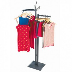Two Way Boutique Rack