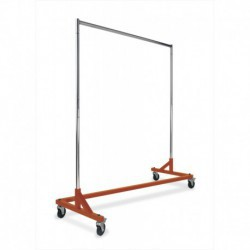 "Heavy Duty Nesting ""Z"" Rack (Orange Base)"