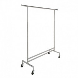Adjustable Rolling Rack