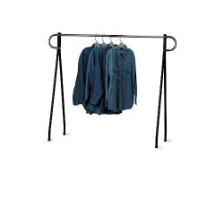 "Single Bar Rack 48""H"